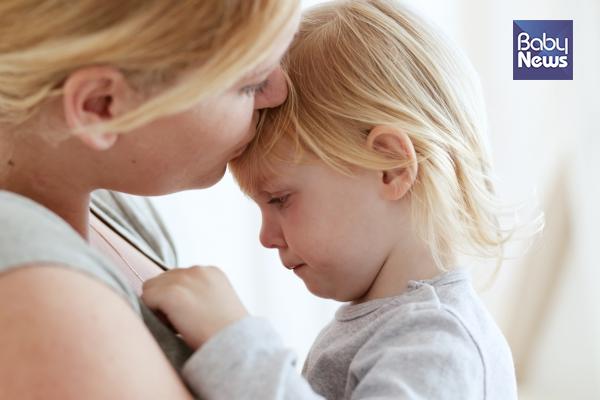 질풍노도 세 살의 아이가 주는 갈등을 의연하게 받아들여야 한다. ⓒ베이비뉴스