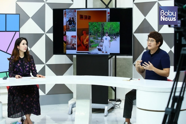 'Think 4.0 부모 교육 프로젝트' 온라인 맘스클래스가 12일 오후 베이비뉴스 유튜브 라이브를 통해 진행됐다. 서종민 기자 ⓒ베이비뉴스