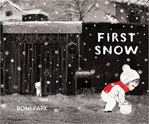 「FIRST SNOW」 표지 ⓒChronicle Books<br>