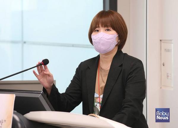 박창현 육아정책연구소 연구위원. ⓒ베이비뉴스