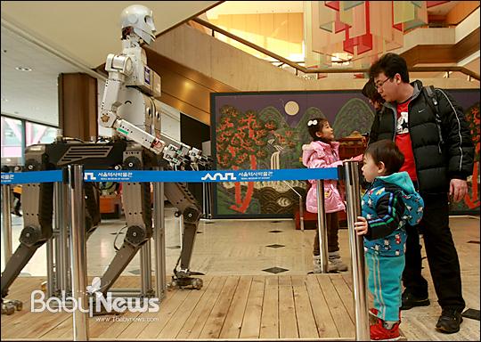 베이비뉴스 이기태 기자 = 5일 오후 서울 종로구 신문로 서울역사박물관에서 열리고 있는