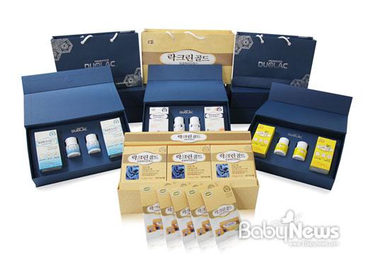 프로바이오틱스 유산균 전문기업 쎌바이오텍이 운영하는 온라인숍인 듀오락몰(www.duolac.co.kr)이 '설 맞이 듀오락 건강지킴이 선물세트'를 출시하고 18일까지 판매한다. ⓒ쎌바이오텍