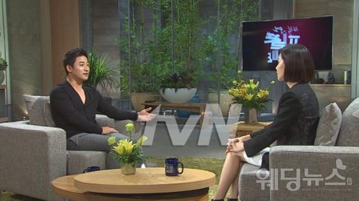 배우 전노민이 방송에서 처음으로 전처 김보연과의 파경 이유에 대해 밝힐 예정이서 주목을 받고 있다. ⓒtvN 백지연의 피플인사이드