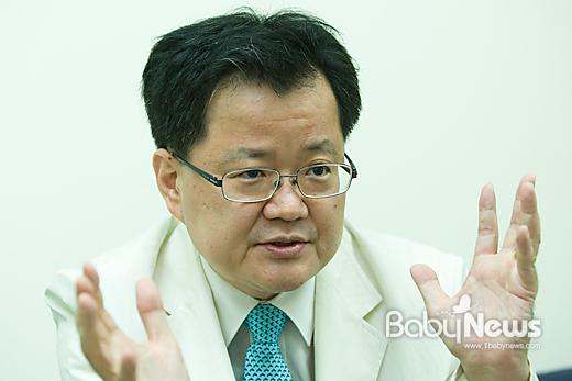 김영훈 의정부성모병원 소아청소년과 교수는
