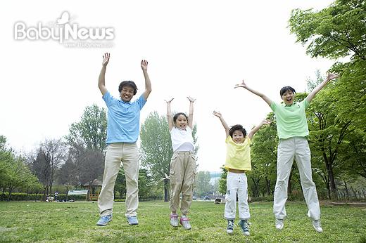 배우자나 자녀를 있는 그대로 받아들이는 것이 행복한 가족을 이루는 첫 걸음이다. ⓒ베이비뉴스