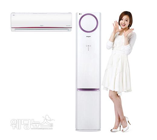 LG 휘센 난방에어컨은 난방과 냉방, 공기청정, 제습 기능을 두루 갖춰 신속히 실내 환경 관리를 할 수 있게 돕는다. ⓒLG전자