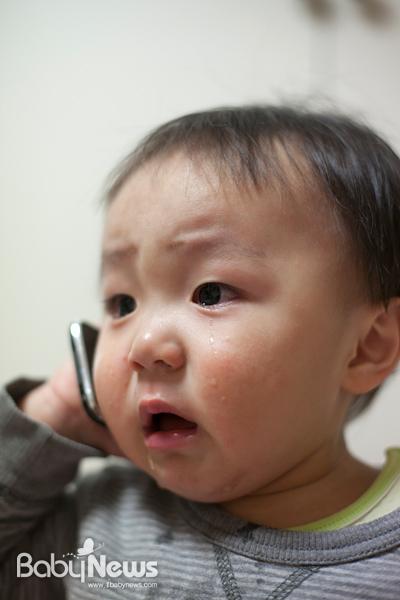 전화기 너머의 엄마 목소리에 울음이 터져버린 놀자. ⓒ양희석