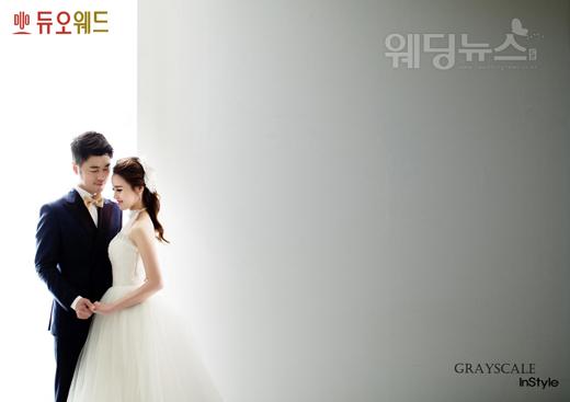 두 사람의 결혼식은 서울 충무로 모처에서 오는 9월 20일 비공개로 진행될 예정이다. ⓒ듀오웨드