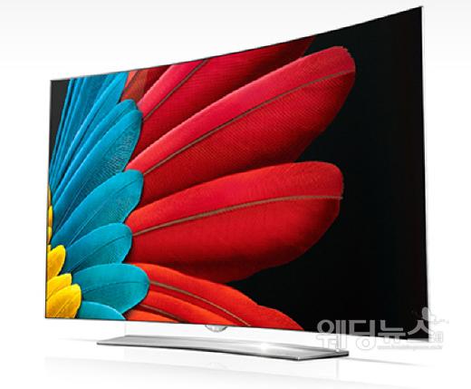 LG전자 올레드 TV. ⓒLG전자